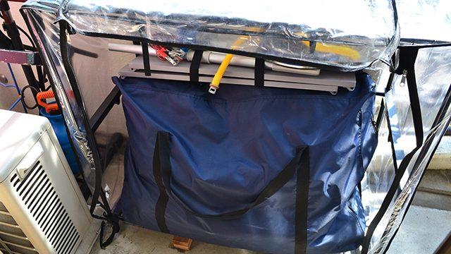 ゴムボート・フローターの収納方法
