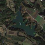 籾木池(上空からの写真)