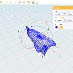 XYZmakerで作成した3Dモデリングデータ