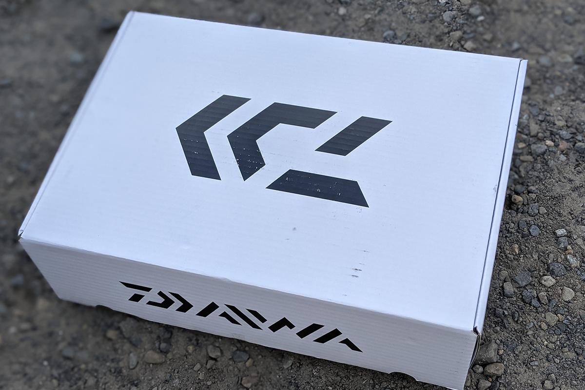 DAIWAの箱
