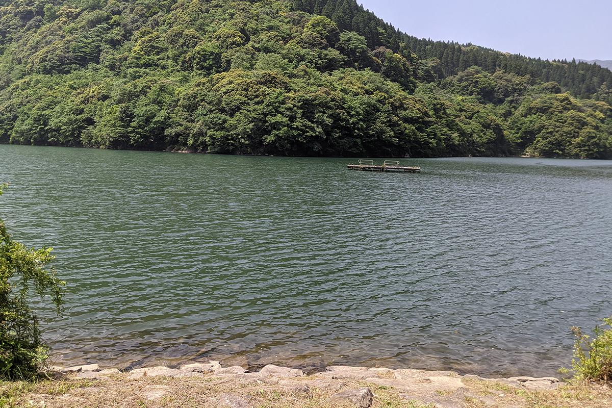 広渡ダム(いたや湖)