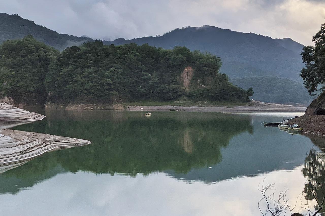 小野湖(綾南ダム)