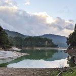 宮崎県小林市須木村にある小野湖(綾南ダム)
